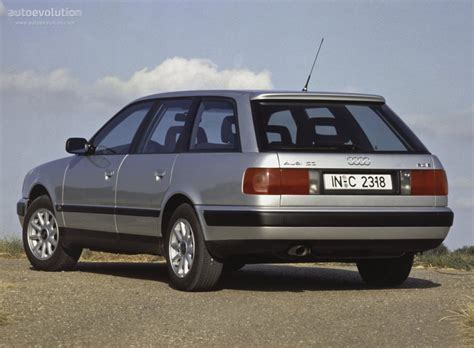 Audi Avant C4 by Audi 100 Avant C4 Specs Photos 1991 1992 1993
