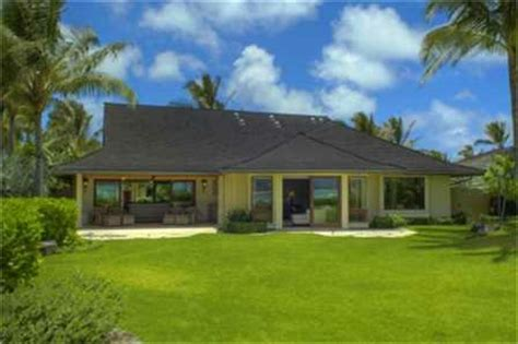 Homes For Sale Oahu by Beachfront Kailua Home For Sale President Obama S Rental