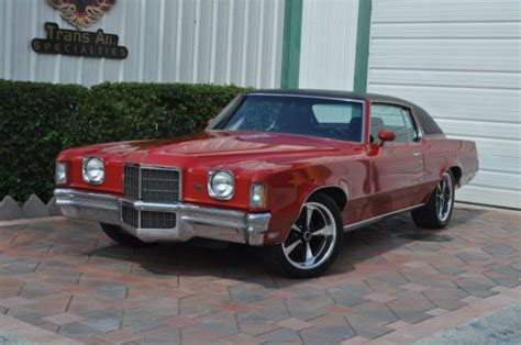 pontiac grand prix upgrades sell used 1972 pontiac grand prix model j show condition