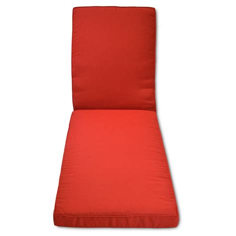chaise cushions target halsted outdoor chaise lounge cushion set threshold ebay