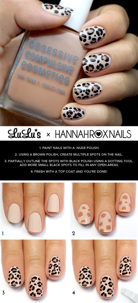 tutorial nail art love 28 brilliantly creative nail art patterns