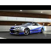 Forza 5  Paul Walker/Brian OConnors Nissan Skyline From 2 Fast