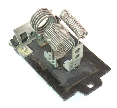 jetta heater blower resistor hvac heater blower motor resistor 85 92 vw jetta golf gti mk2 176 959 263 carparts4sale inc
