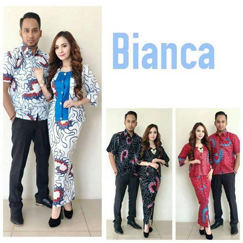 Rok Dan Blus Princes Ramasinta Baju Pasangan Baju Muslim Kemeja jual setelan rok blus lengan panjang batik modern baju batik pasangan murah batik model