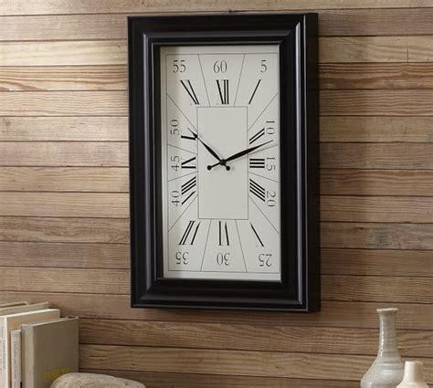 Duvets For Sale Rectangular Wall Clock Pottery Barn