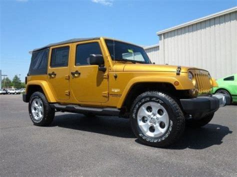 St Augustine Jeep Sell New 2014 Jeep Wrangler Unlimited In 2330 Us 1