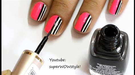 how to make easy nail designs at home howsto co