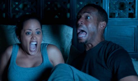 haunted house movies movie review wayans tries some paranormal black tivity