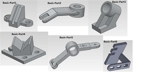 solidworks tutorial parts and assemblies sadik hussain profile