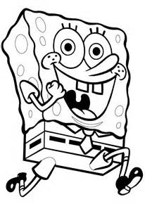 spongebob squarepants coloring pages spongebob squarepants coloring pages