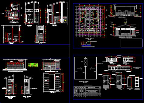 toilet section dwg bathroom details dwg section for autocad designscad