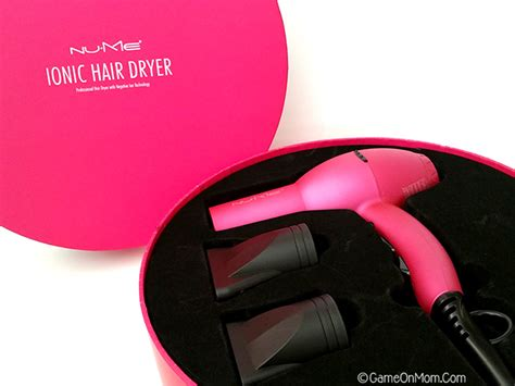 Nume Ionic Hair Dryer Review nume signature dryer discounts on their