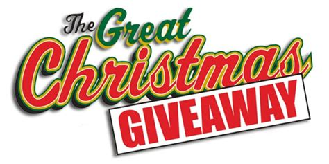 Giveaways For Christmas - the great christmas giveaway lighthouse