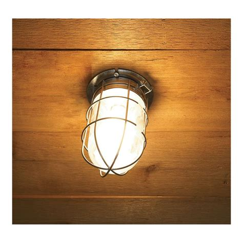 barn light with cage canarm ceiling wall barn light with cage 120v 100 watts
