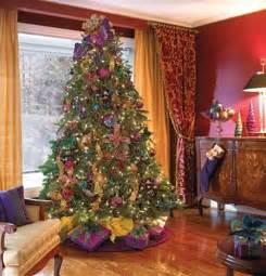 how to do christmas tree decorations artificial