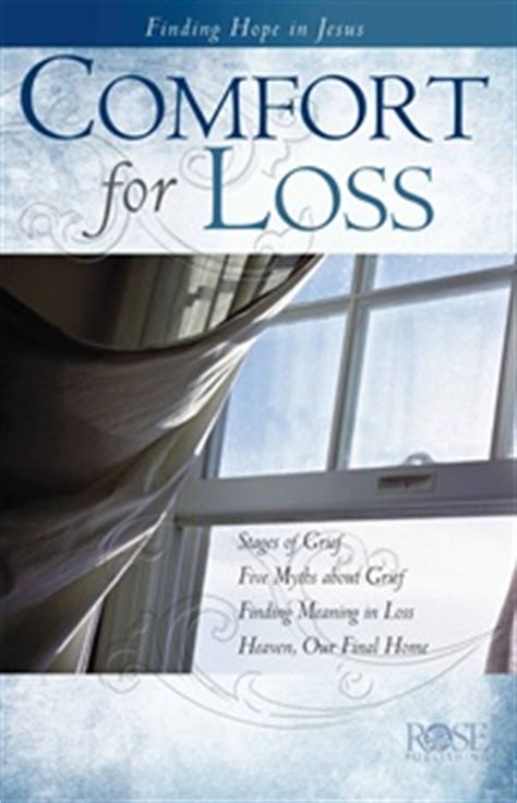 comforting words during divorce comfort for loss bible reference phlet