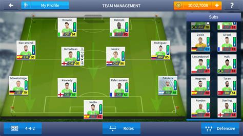 download game dream league soccer mod revdl dream league soccer apk mod money data android site download