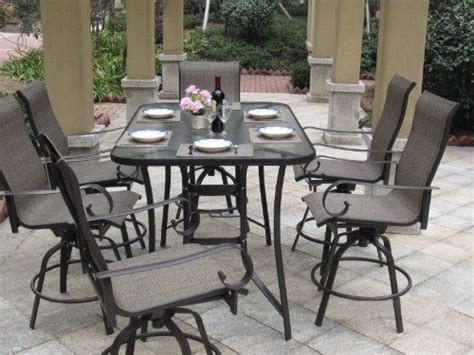 Patio Dining Set Cover by Best 25 Outdoor Patio Bar Ideas On Patio Bar