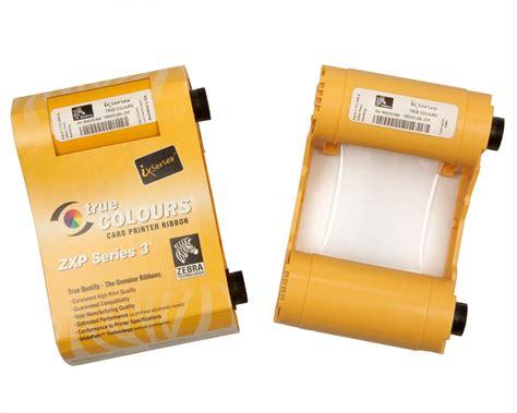 Ribbon Black Printer Zebra Zxp3 Ribbon Zxp3 Part Number 800033 801 zxp3 printer ribbon replacement zebra zxp 3 series kdo