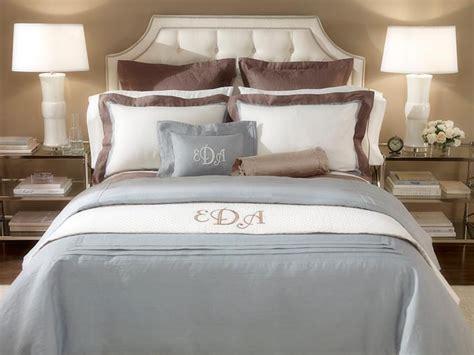 monogrammed comforters monogrammed bedding bedrooms pinterest
