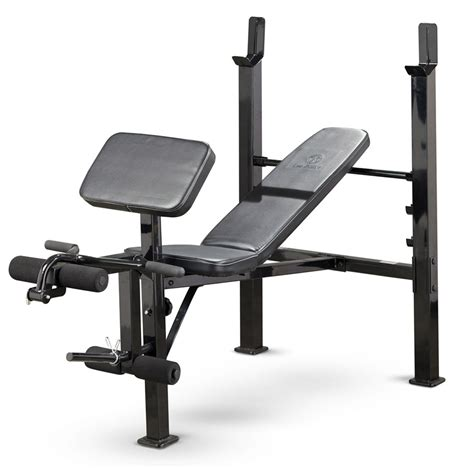 bench press standard standard adjustable bench press for home gyms marcy
