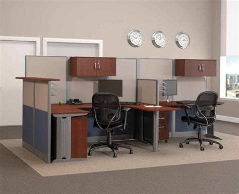 office workstation furniture modular workstations for office space efficiency my office ideas