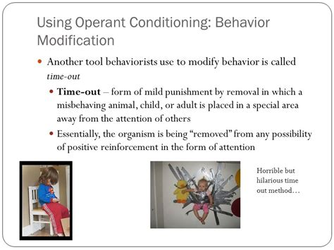 Behavior Modification Reinforcement by Learning Chapter Ppt