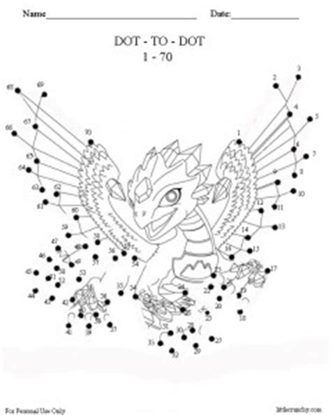 printable dot to dot up to 300 free worksheet skylander dot to dot