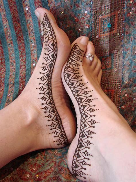 henna tattoo on foot diy mehndi henna 3 ways boat vintage diy