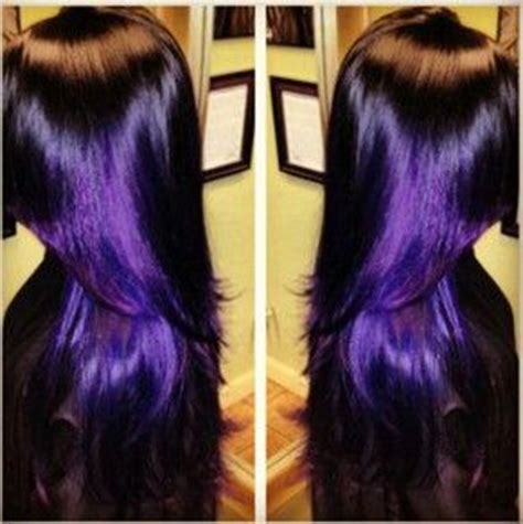 black n purple hair 98 best images about hair ideas on pinterest