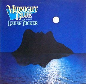 New Arrival Monna Vannia Louise 007 record palace midnight blue a project with louise tucker lp