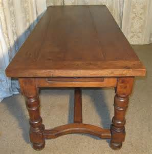 19th century french oak dining table antiques atlas