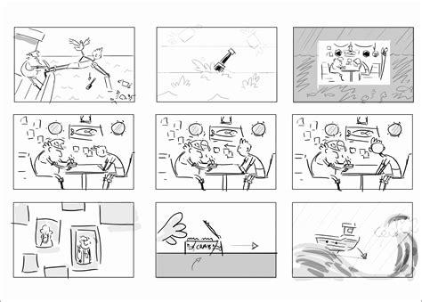 8 Storyboard Draft Sletemplatess Sletemplatess Adobe Illustrator Storyboard Template