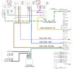 chevy stereo wiring diagrams autos post
