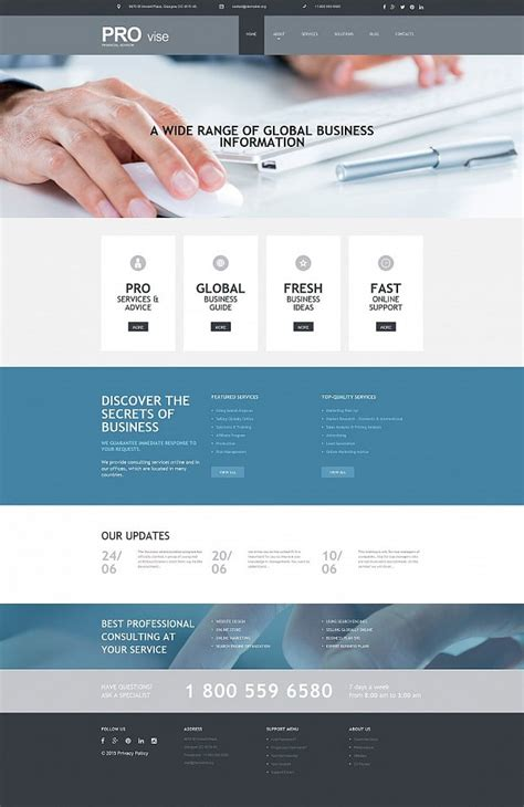 best website to create a website how to make an accounting website best exles