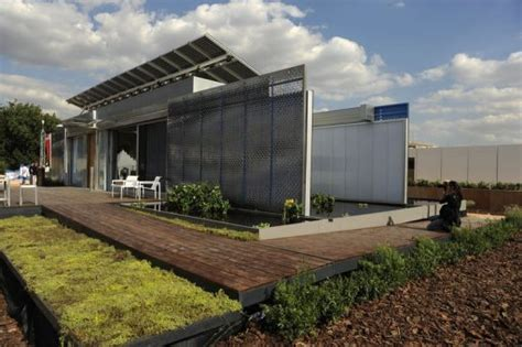 the best design house race to build best solar house opens in madrid