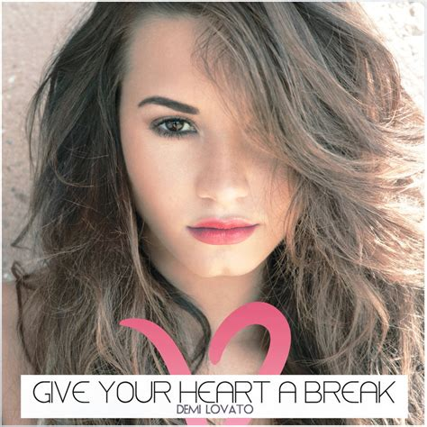 demi lovato give your heart a break cover by jasmine clarke and jasmine thompson give your heart a break demi lovato fan art by its93rc