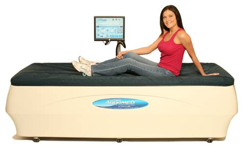 hydrotherapy bed aqua med