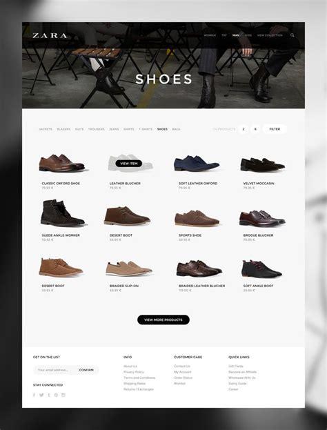 zara layout design 38 best zara design images on pinterest design web