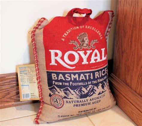 Basmati Rice Shelf by Shelf Our Happy Acres