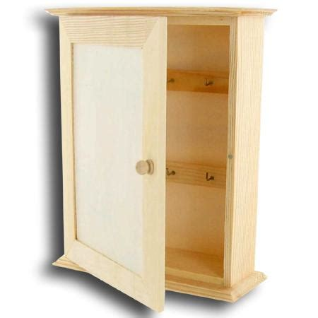 armoire à clefs en bois support 224 d 233 corer en bois armoire pour cl 233 s 25 cm