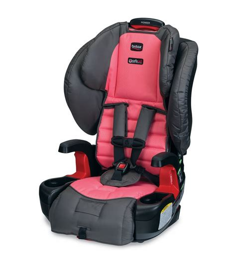 2 car seats or one britax pioneer g1 1 harness 2 booster car seat coral