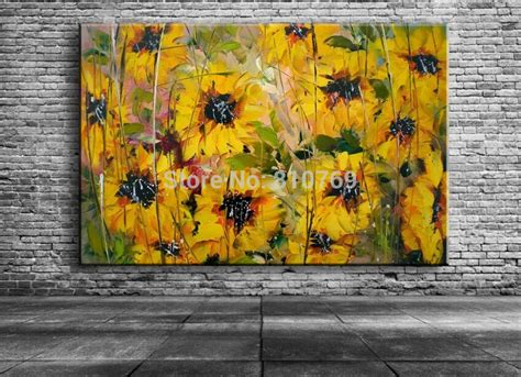 manufacturer famous sunflower painting famous sunflower online buy wholesale famous sunflower paintings from china