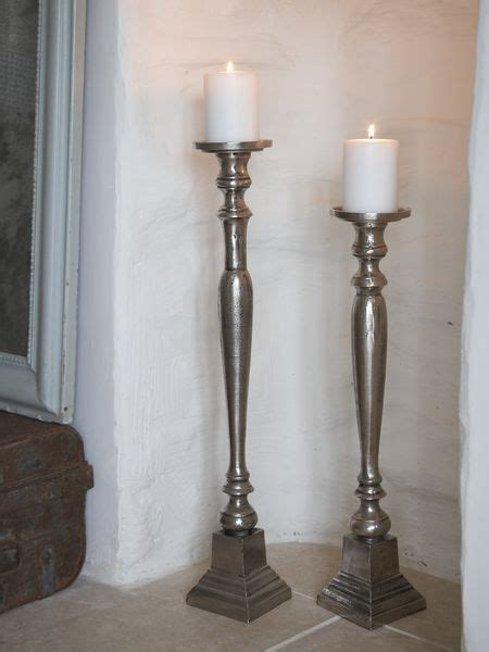 Big Candle Stands by 1000 Ideas About Candle Holders On Floor