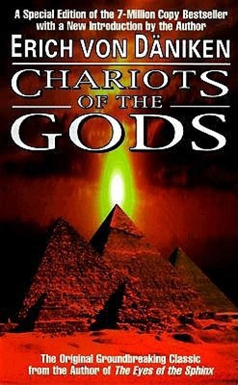of the gods books chariots of the gods by erich d 228 niken reviews