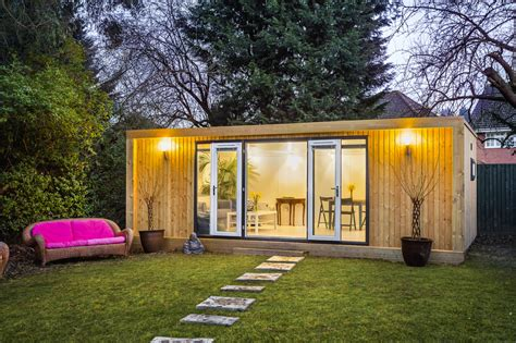 flat pack homes garden office design inspiration by dome photography flat pack houses