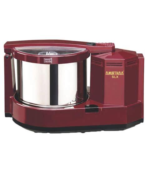 amirthaa slx 2 ltr table top grinder available at