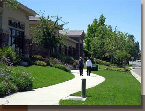 Landscape For Office Granite Bay Pavilions Roseville Ca G R Landscape