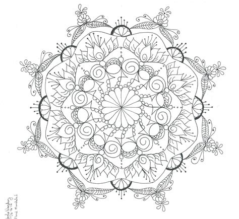 hindu mandala coloring pages mandala search and