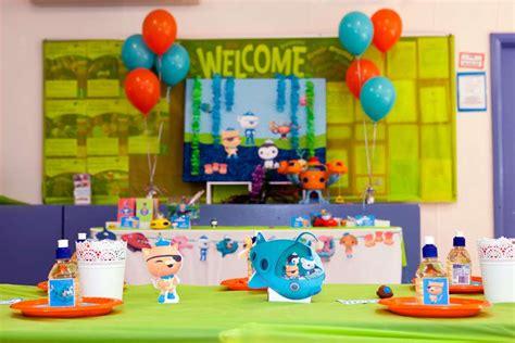 Octonauts Decorations by Octonauts Birthday Ideas Photo 1 Of 33 Catch